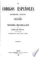 CODIGOS ESPANOLES
