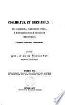 Coelibatus et Breviarium