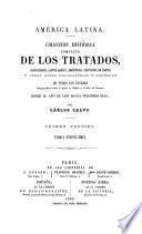 Coleccion completa de los tratados, convenciones, capitulaciones, armisticios y otros actos diplomáticos: 1489-1795