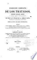 Coleccion completa de los tratados, convenciones, capitulaciones, armisticios y otros actos diplomáticos: 1776-1795
