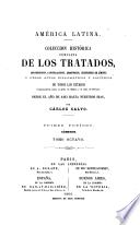 Coleccion completa de los tratados, convenciones, capitulaciones, armisticios y otros actos diplomáticos: 1785-1787
