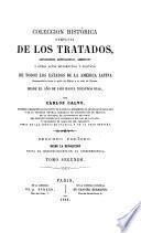 Coleccion completa de los tratados