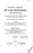 Colección completa de los tratados