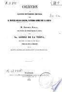 Colección de algunos dictámenes emitidos