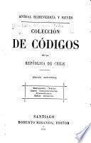 Colección de códigos de la República de Chile