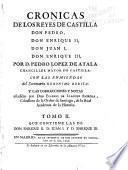 Colección de crónicas de Castilla