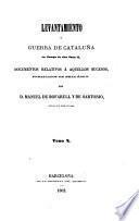 Coleccion de documentos ineditos del archive general de la Corona de Aragon
