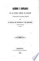 Coleccíon de documentos inéditos del Archivo General de la Corona de Aragón publicada ...