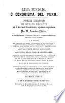 Colección de documentos literarios del Perú