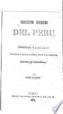 Coleccion de documentos literarios del Peru: Serie de noticias curiocícimas correspondientes á la América del Sud; en especialidad del Perú