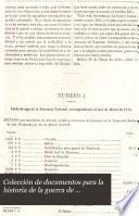Coleccion de documentos para la historia de la guerra de independencia de Mexico de 1808 a 1821