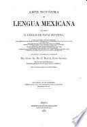 Coleccion de gramáticas de la lengua mexicana
