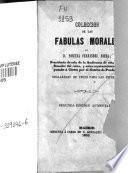 Colección de las fábulas morales