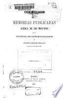 Colección de las memorias publicadas acerca de los moluscos en el Journal de Conchyliologie