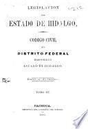 Colección de leyes, decretos y reglamentos del ... congreso constitucional del estado de Hidalgo ...