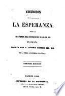 Coleccion de los artículos de La Esperanza