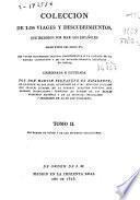 Colección de los viages y descubrimientos que hicieron por mar los españoles desde fines del siglo XV: Documentos de Colon y de las primeras poblaciones (455 p. ; Sign.: A-3k4)