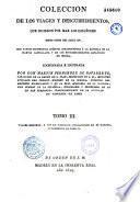 Colección de los viajes y descubrimientos que hicieron por mar los españoles desde fines del siglo XV