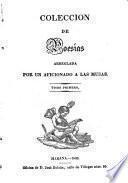 Colección de poesías arreglada por un aficionado a las musas,1