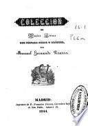 Colección de poesias líricas del género sério y erótico