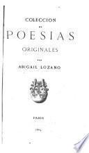 Colección de poesías originales