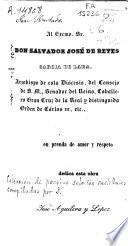 Colección de poesías selectas castellanas