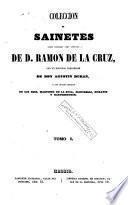 Colección de sainetes, 1