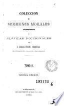 Coleccion de sermones morales, panegíricos y pláticas doctrinales, 2