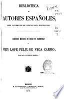 Colección escogida de obras no dramáticas