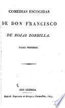 Coleccion general de comedias escogidas: Del rey abajo ninguno, y Labrador mas honrado Garcia del Castañar