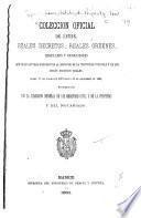 Colección oficial de leyes