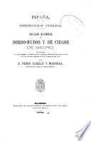 Colegio de Sordo-mudos y de Ciegos de Madrid