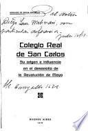 Colegio Real de San Carlos