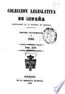 colleccion legislativa
