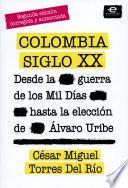 Colombia siglo XX