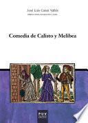 Comedia de Calisto y Melibea