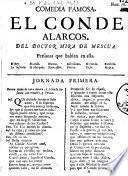 Comedia famosa: El Conde Alarcos