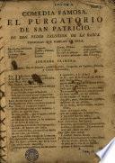 Comedia famosa, El purgatorio de San Patricio