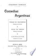 Comedias argentinas