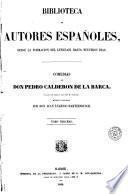 Comedias de Don Pedro Calderón de la Barca, 3