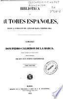 Comedias de Don Pedro Calderon de la Barca: (686 p.)