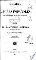 Comedias de Don Pedro Calderon de la Barca: (734 p.)