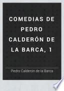 Comedias de Pedro Calderón de la Barca, 2