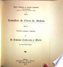 Comedias de Tirso de Molina