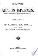 Comedias escogidas de don Francisco de Rojas Zorrilla