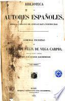 Comedias escogidas de frey Lope Félix de Vega Carpio, 1