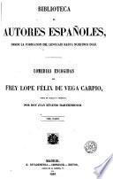 Comedias escogidas de frey Lope Félix de Vega Carpio, 4