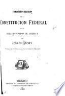Comentario abreviado de la Constitución federal de los Estados-Unidos de America