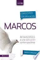 Comentario bíblico con aplicación NVI Marcos