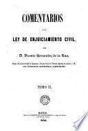 Comentarios a la Ley de Enjuiciamiento Civil,2